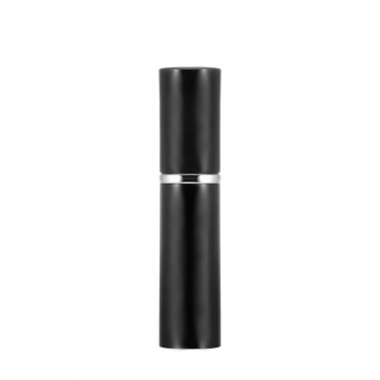 5ml Portable Refillable Perfume Atomiser Atomizer Aftershave Travel Spray Bottle Pump Miniature Sub-bottle - Black