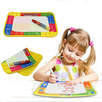 Magic Water Drawing Painting Writing Mat Board DoodleToys