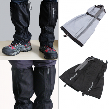 Waterproof Walking Leg Cover Gaiters Hiking Climbing Trekking Skiing
