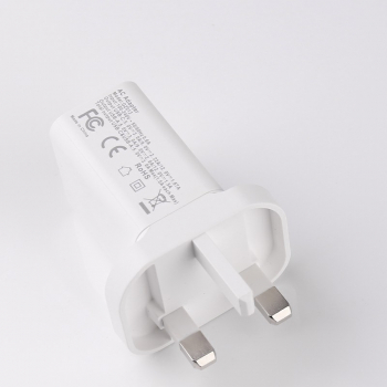 UK Standard 20W Quick Charger Head Type C Interface