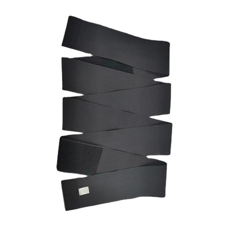 Snatch Me Up Waist Bandage Body Shaper Wrap Lumbar Support Sauna Belt Trimmer - 4m