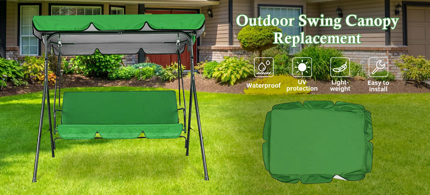 Outdoor Swing Canopy Replacement