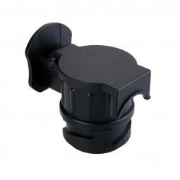 13 to 7 Pin Trailer Truck Electric Towing Converter Tow Bar Plug Adaptor Socket