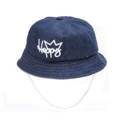 Sun Hat Summer Beach Hat Denim Bucket Cap