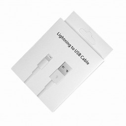 8 pin to USB Cable Packing Box Box Only Not Include Cable