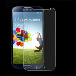 0.26MM Transparent Ultra-thin Tempered Glass Protection Screen for Samsung Galaxy S4