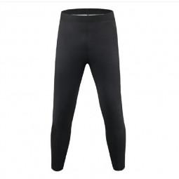 Womens Sauna Pants Neoprene Hot Pants Body Shaper Yoga Leggings - Black L/XL