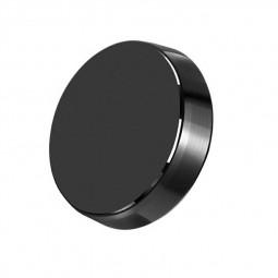 Magnetic Metal Car Dashboard Mount Universal Phone GPS Holder Stand - Black