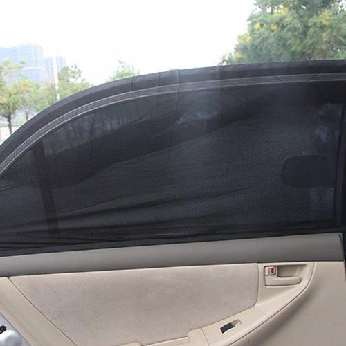 Anti-UV Car Side Window Sun Shade Visor Sun Block Cover 113x51CM