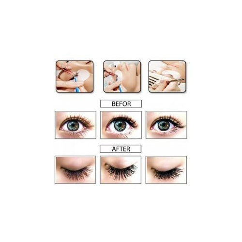 50 Pairs Eyelash Extension Paper Patches Under Eye Pads Stickers