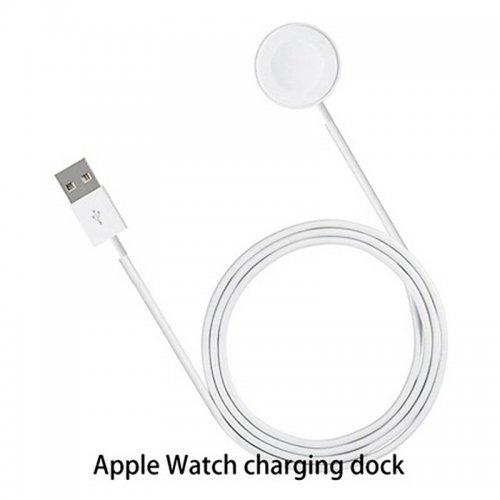 Charging Cable Magnetic Charging Module Dock Cord Support WatchOS 5.1 for Apple Watch - 1m