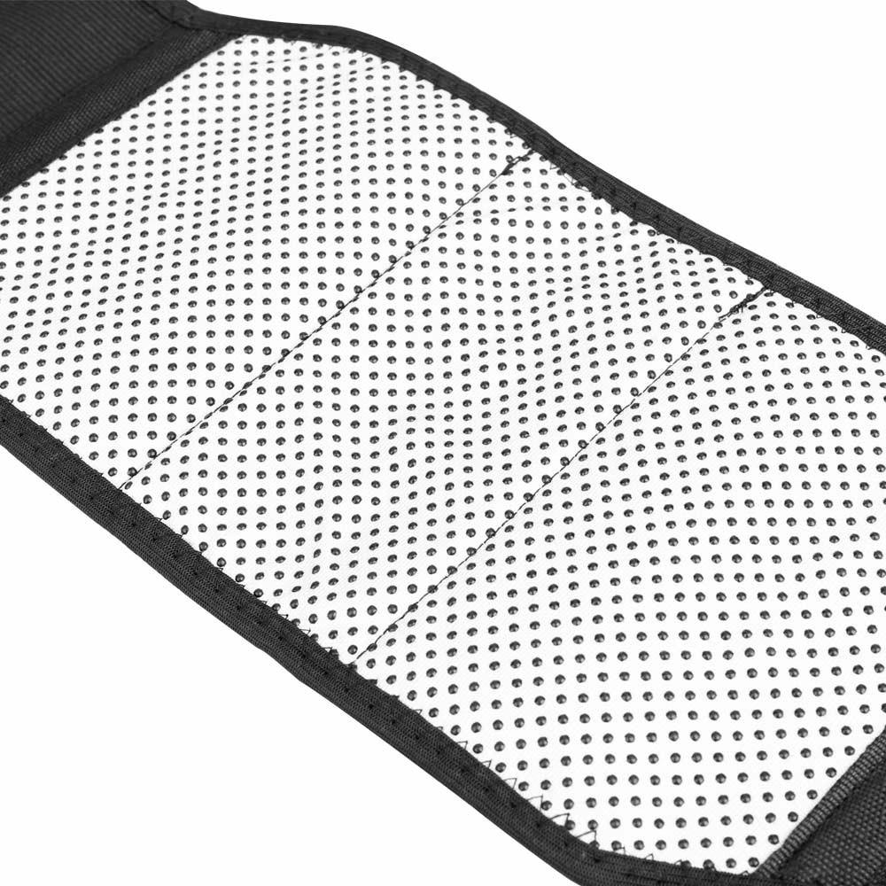 Magnetic Back Support Belt Marlene Self-heating Belt Lower Lumbar Brace Strap Fitness Bodybuilding Training Belt - L