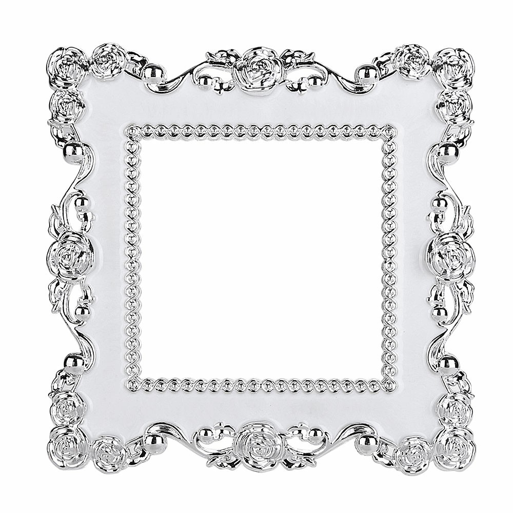 Crystal Resin Switch Stickers Surrounded Switch Cover Panel Wall Socket Stickers Room Decoration Gift - Rose Lace
