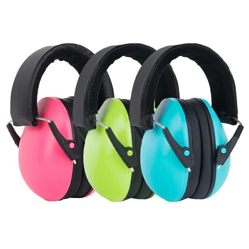 Baby Child Adjustable Foldable Earmuff Noise Reduction Sleep Hearing Protection Earmuff