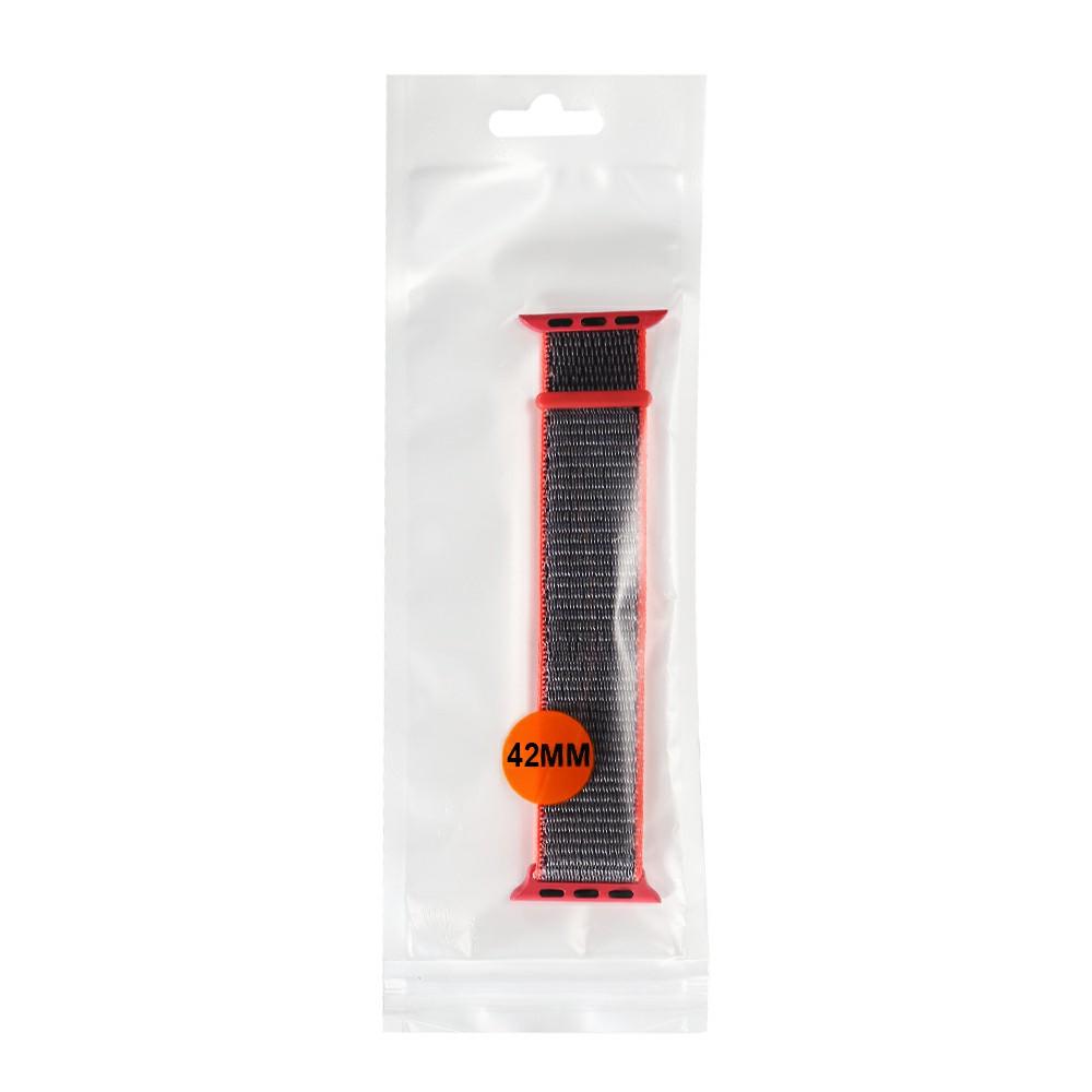 42mm Sports Nylon Wrist Band Watchband Strap Bracelet for Apple Watch