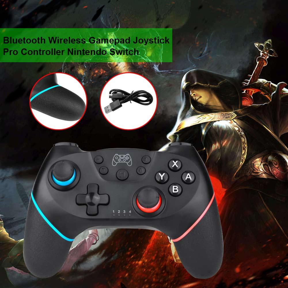 NSP Bluetooth Wireless Gamepad Joystick Pro Controller for Nintendo Switch