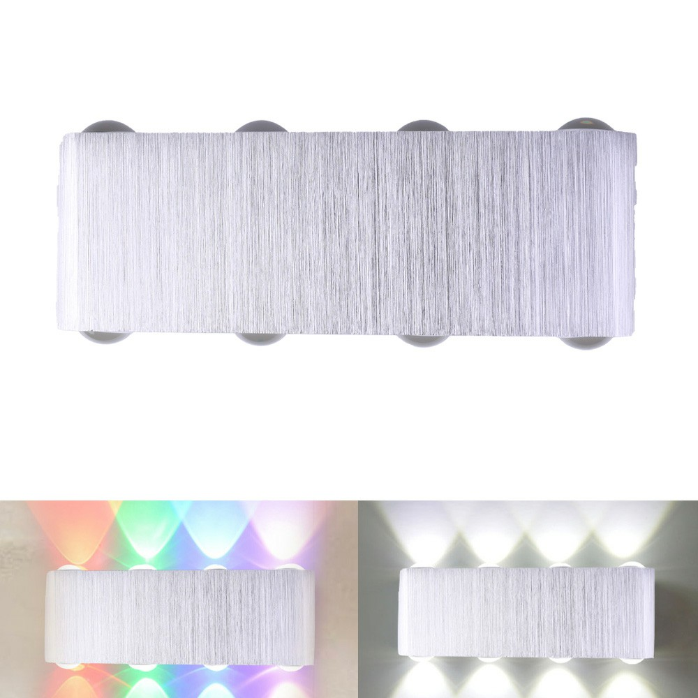 8W LED Wall Lamp Indoor Up Down Lamp Sconce Spot Lamp Home Bedroom Decoration Lamp