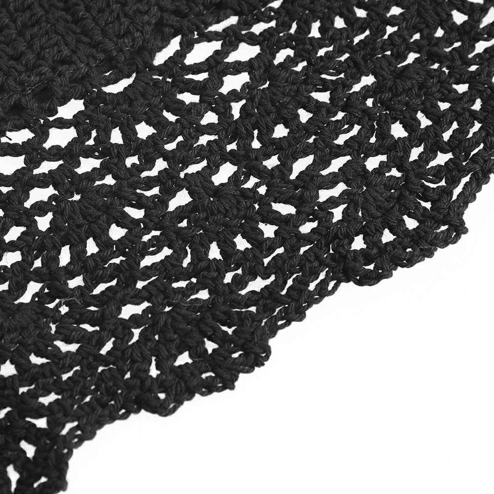 Womens Crochet Lace Bralette Knit Bra Boho Beach Bikini Halter Tank Crop Top