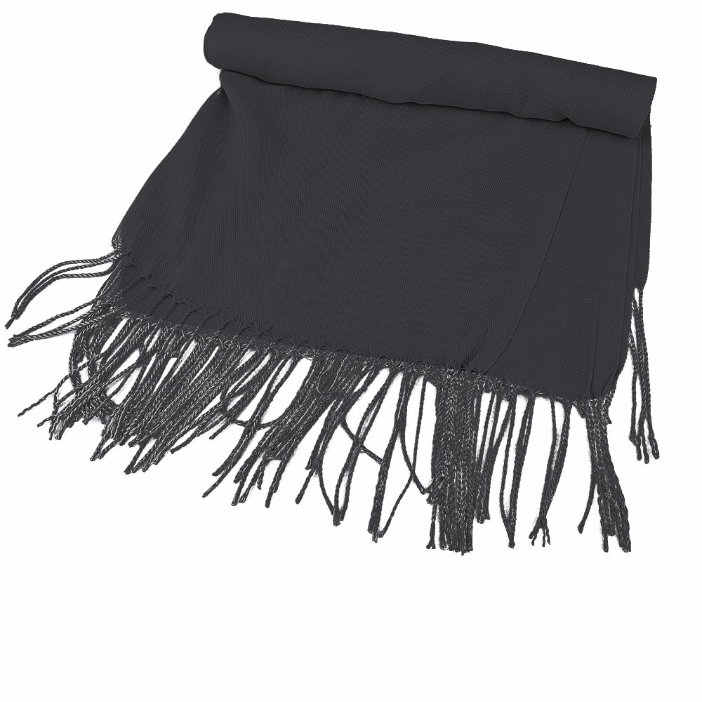 Women Winter Warm Scarf Cashmere Imitation Blend Long Wrap Shawl Pure Knitted Scarf Pashmina for Lady