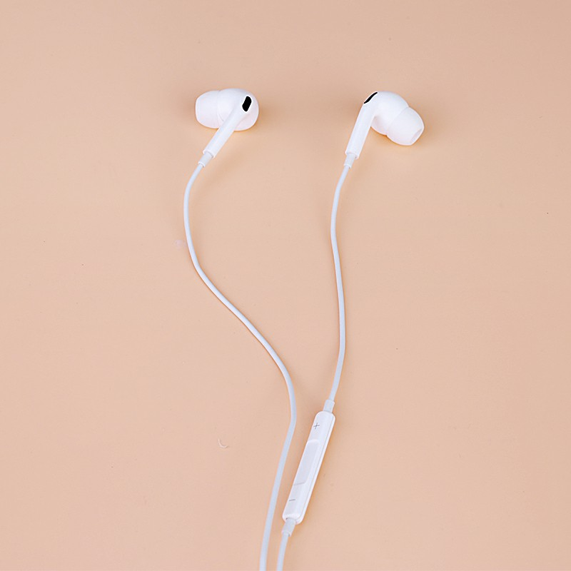 8 pin Earphones Bluetooth Wired for Apple iPhone with Mic and Volume