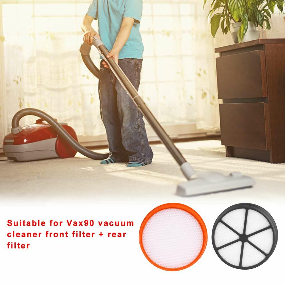 Pre & Post Motor Type 90 HEPA Filter Kit for VAX Air Stretch Pet Vacuum Cleaner