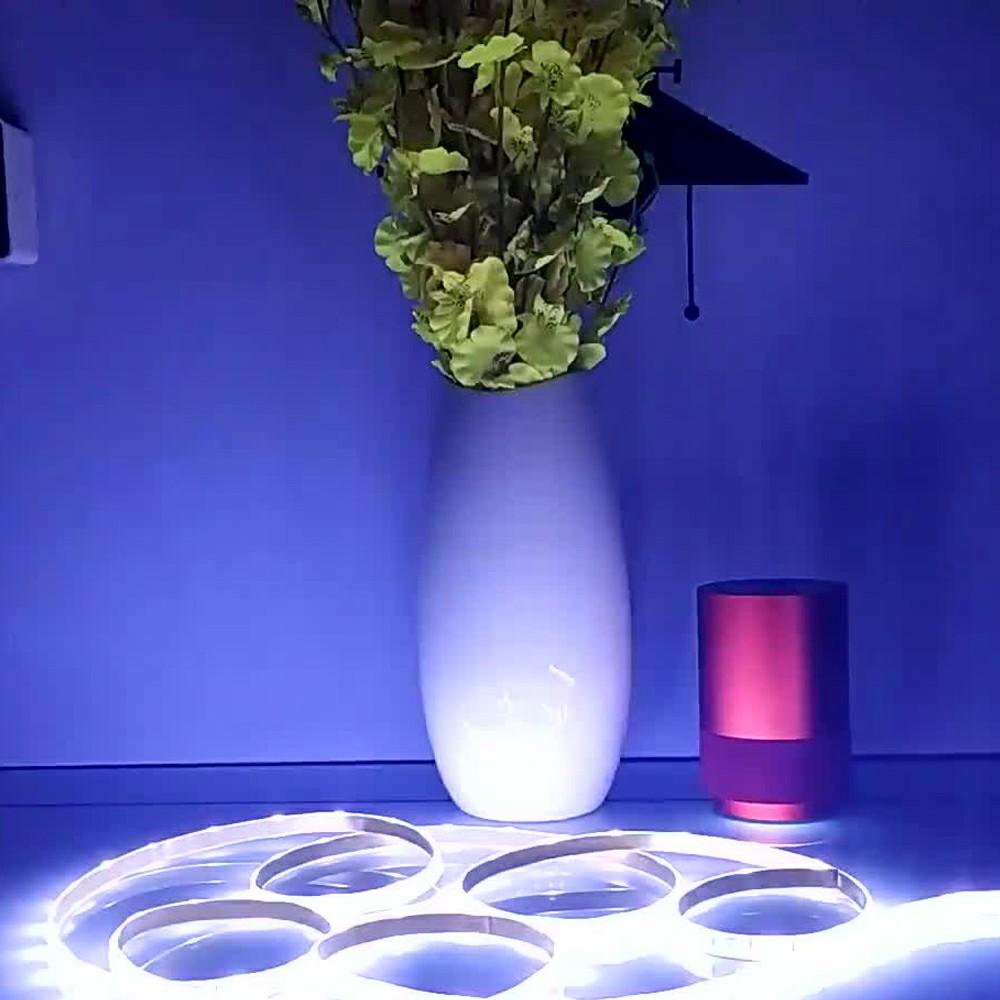 RGB LED Strip Lights Bluetooth Music USB Powered TV Back Lights