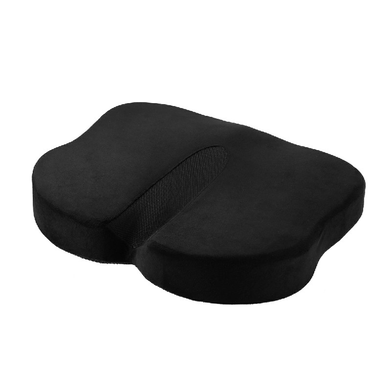 Premium Comfort Seat Cushion Non-slip Orthopedic Memory Foam Cushion