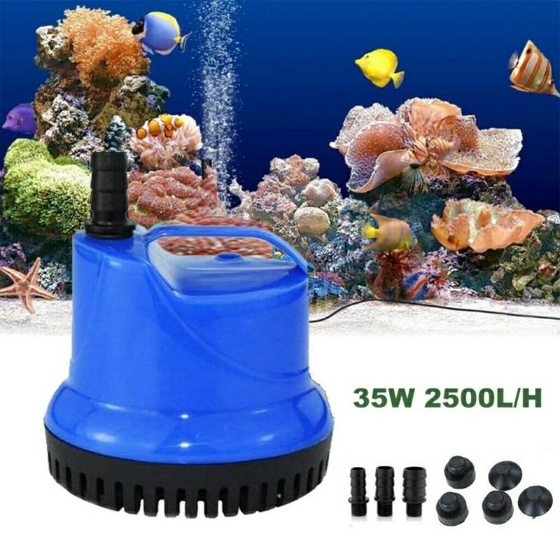 25W 1800L/H Submersible Water Pump Aquarium Pond Fish Tank Pumps
