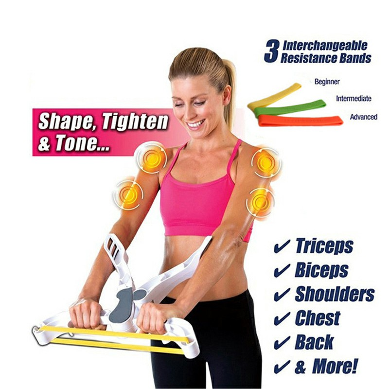 Wonder Arms Muscle Exercise Equipment Fitness Arm Power Increase Tool
