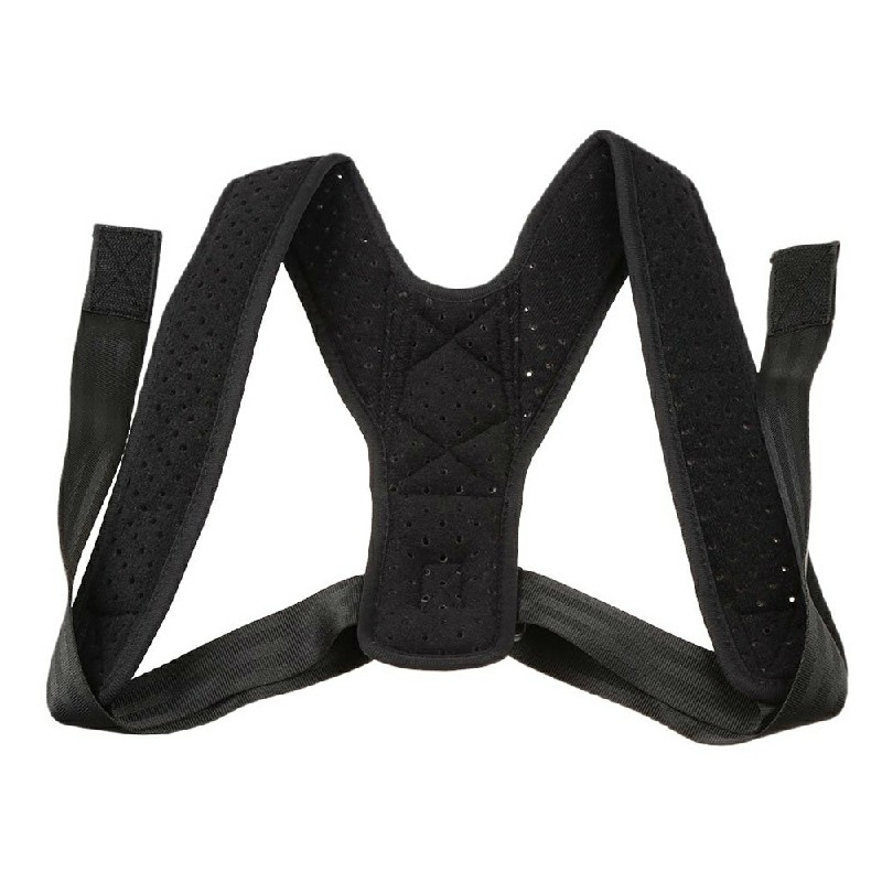 Posture Corrector Belt Adjustable Clavicle Back Support Brace for Men Women