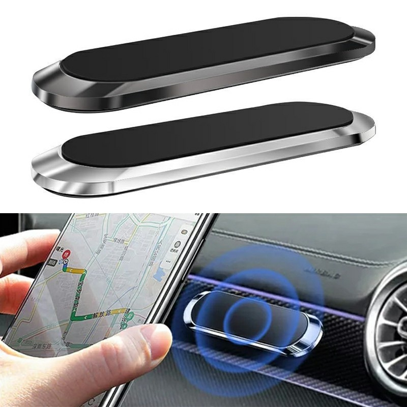 Magnetic Phone Holder Car Dashboard Mount Stand Bracket for Mobile Phone GPS