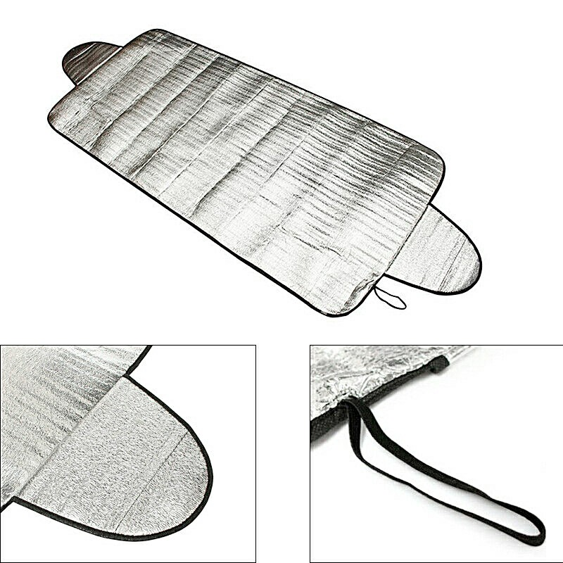 Car Windscreen Windshield Frost Cover Ice Snow Shield Front Window Protector Sunshade