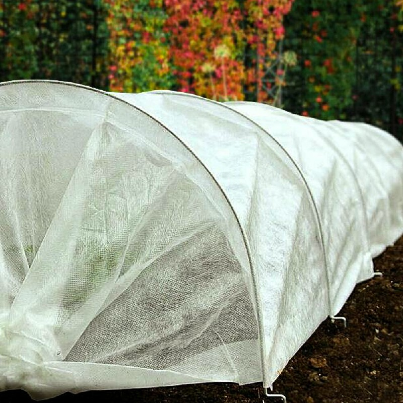 2x5m Wide Garden Cold Frost Wind Fleece for Winter Plant Protection