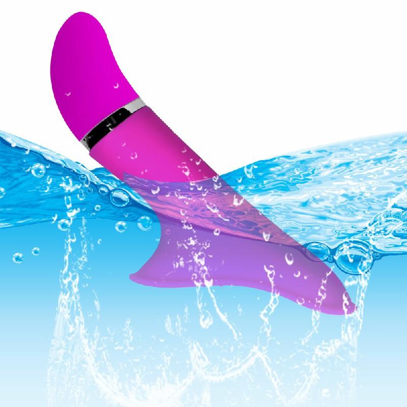 Tongue Vibrator 30 Mode Silicone Clitoris Stimulator Dildo Vibrator Oral Sex Toy - Purple