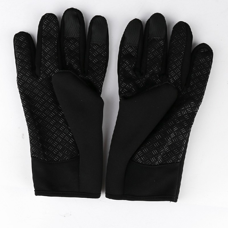 Winter Gloves Waterproof Thermal Touch Screen Thermal Windproof Warm Gloves