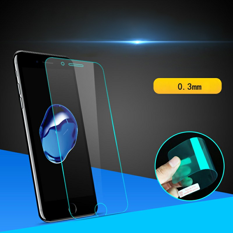 Soft Nano Explosion Proof Membrane Screen Protection Film for iPhone 7/8