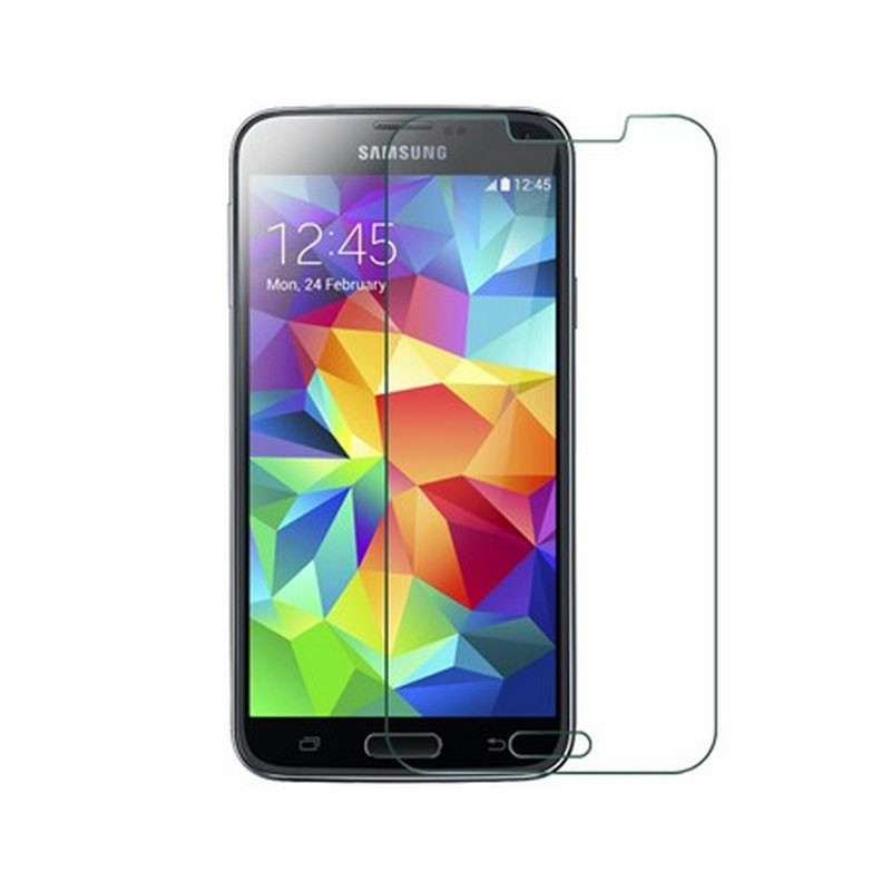 0.26MM Transparent Ultra-thin Tempered Glass Protection Screen for Samsung Galaxy S5