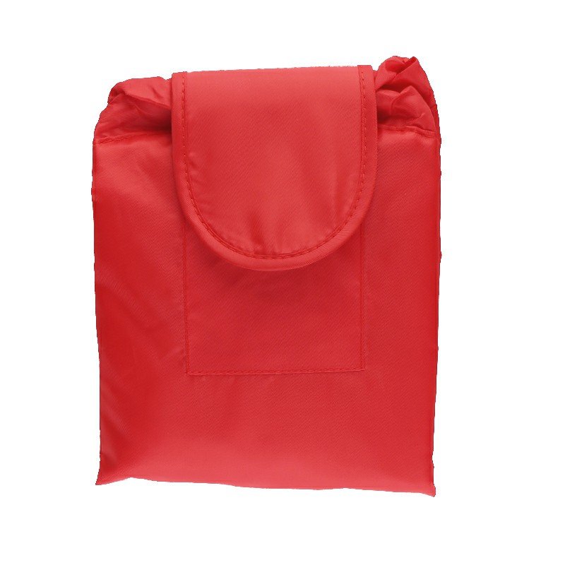 Drawstring Portable Travel Cosmetic Bag Makeup Toiletry - Red